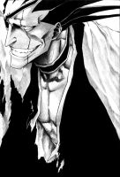 Zaraki Kenpachi - Bleach by BannanaPower