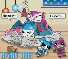 Nighty Time by XJKenny