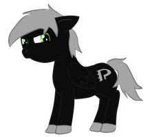 MLP - Danny Phantom by wolfishmeow