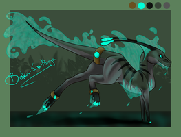 Original Creature Auction - Over by SouloftheSky