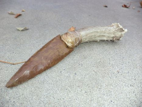 Paleolithic Knife 2 by Ashes-of-the-valiant