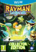 Cover Art - Rayman Legends : Collector Edition by SquizCat