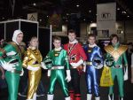 Helmetless power rangers by matt3335