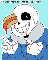 Hot Dog Sans by Monodes