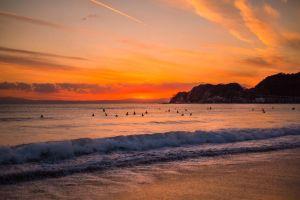 Waiting for Waves by BroKnowsTokyo