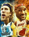 NBA Finals by dilemmaniak