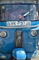 Made for speed Tuk-tuk by jennystokes