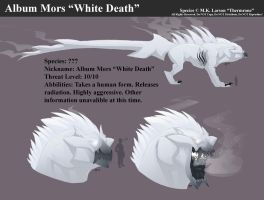 Album Mors 'White Death' by Thermrone
