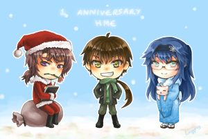 HME 1 Anniversary by Lavypoo