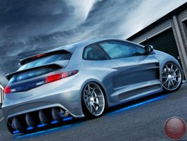 Honda Civic Si Street Tuner by BLaCKDesigN