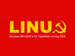 Linux Communism by an1r0n