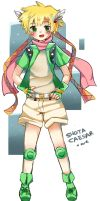 Shota Caesar by noyuuu