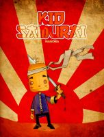 KID SAMURAI by GORMANDRA