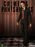 Sherlock Holmes - Indoor Suit Black by LexaKiness