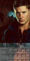 Dean July 2012 by alice-castiel