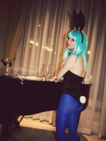 Miss Bulma Briefs by Hamm-Sammich
