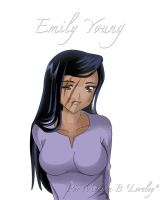 Emily Young by loreley25