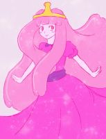 Princess Bubblegum by LovelyKouga