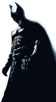 Batman Render 1 by Drakonias115