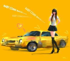 Baby Come Back by zhuzhu
