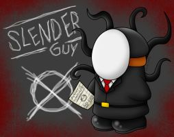 Slender Guy by SuperLakitu
