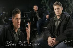 Dean Winchester by RoseHathaway24