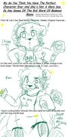 mary sue-ification meme ohgawd by Aibyou