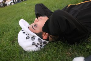 Trafalgar Law - Cosplay @LuccaComics by lucaethan