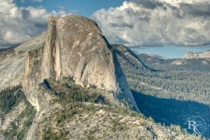 Half Dome by Litnrod