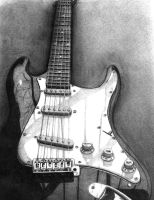 Guitarra by PauliDiaz
