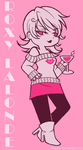 HS: Roxy Lalonde by Harumi-Chan