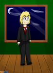 Ryan in a Suit by NewLifeComic