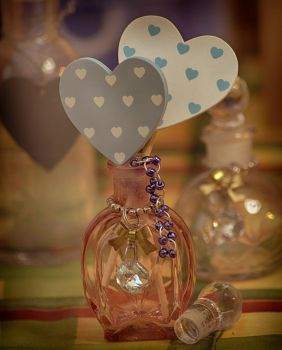 Still Life With Hearts by FrankT