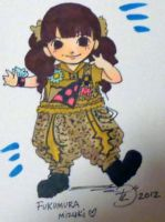 Mizuki Colorful Character Concert Version by PucchiQ