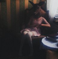 little lady by laura-makabresku