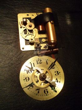 The steampunk mechanism by vanchidel