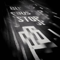 Road rules study IV by GillesMaselli