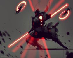 Sith Lord DARTH BALDR by benedickbana