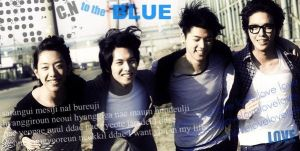 cnblue by BadChemicalGirl
