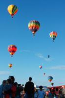 Midland Balloon Fest 2010 -1- by cadillacphunque