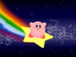 Kirby Flying by balsen