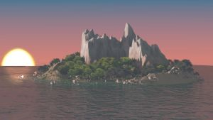 The Lost Island (2) by cldennis12