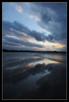 The Pass, Byron Bay sunset 10 by wildplaces