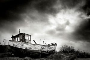 old boat 2 by BelcyrPiotr