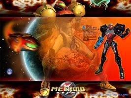 metroid composition by Sulomo