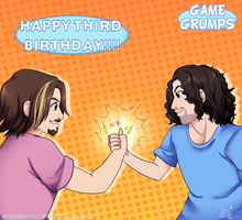GAME GRUMPS by shock777