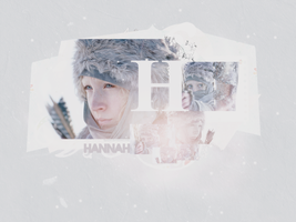 Hannah. by Spenne