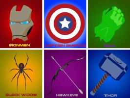 avengers assemble 2 by BlindAcolyte