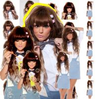 Blend Cher Lloyd #2 by VicGomezEditions