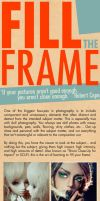 September 2014 Challenge - Fill the Frame by R727